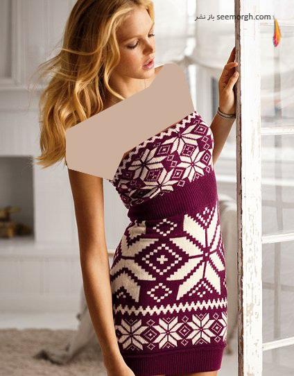 Где Купить Вязаное Платье Недорого