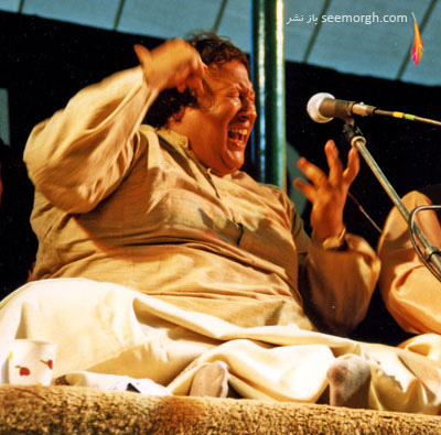 نصرت فتح عليخان,مرگ,خواننده,پاکستان
