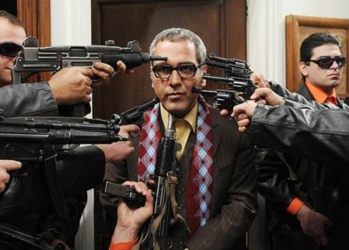 عکسهای جالب مهران مدیری از تئاتر تا قهوه تلخ