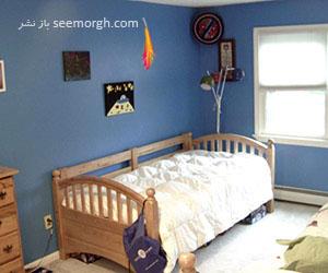 مبلمان زیبا برای اتاق خواب کودک