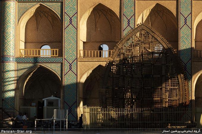 قدیمیترین نخل چوبی ایران