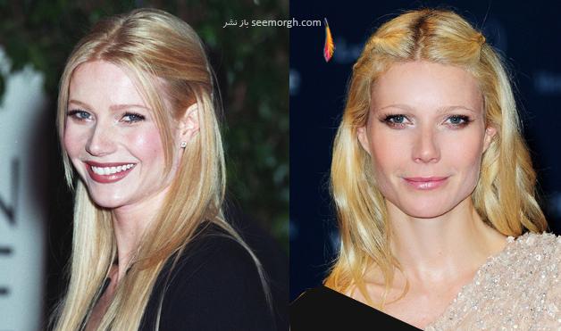 مدلهای موی گوئینت پالترو