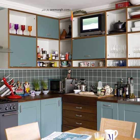 آشپزخانه -فنگ شویی
