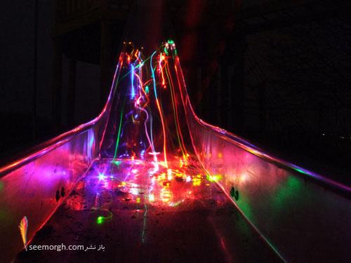 عکسهای شگفتانگیزی که با سرعت پایین شاتر گرفته شدهاند! www.TAFRIHI.com