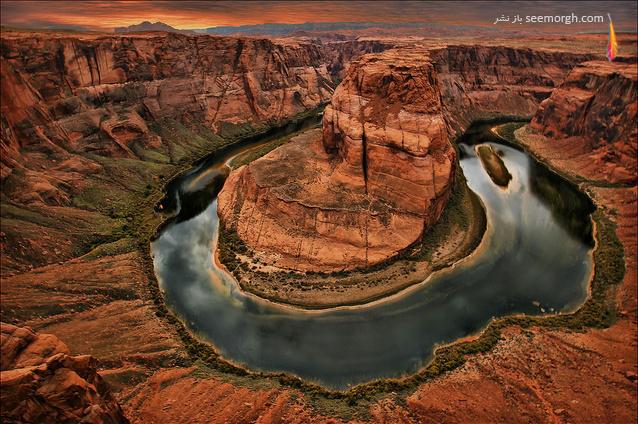 10 مکان عجیب و غیرطبیعی روی کره زمین!! (+عکس) www.TAFRIHI.com