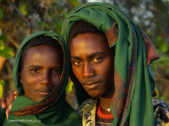 چهرههای متفاوت مردم از ملیتهای مختلف! (تصویری) www.TAFRIHI.com