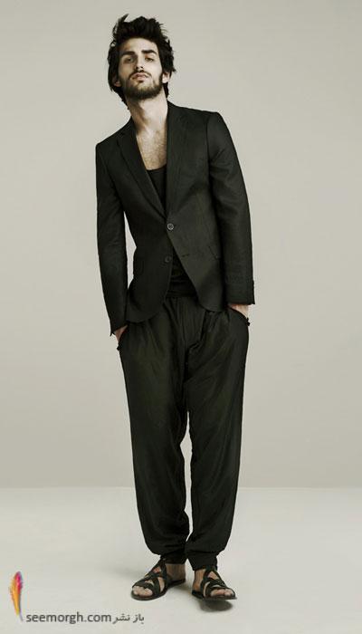 مدل لباس مردانه ZARA 2011