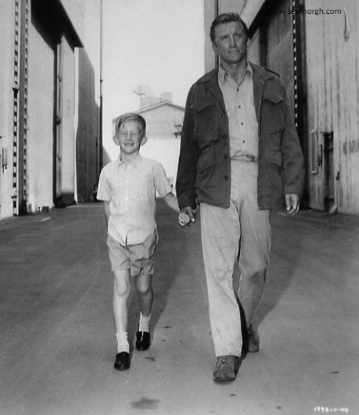 عکس های کرک داگلاس,جوانی کرک داگلاس,Kirk Douglas