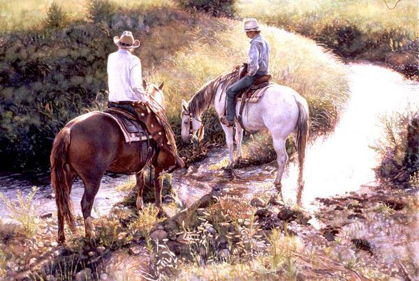 نقاشیهای آبرنگ حیرتانگیز! www.TAFRIHI.com