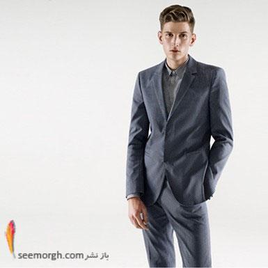 ژورنال عکس مدل کت و شلوار مردانه ترک 2012
