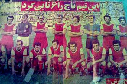 «خاطرات استقلال و پرسپولیس» به روایت تصویر www.TAFRIHI.com
