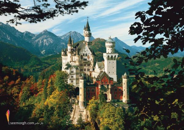 15 عکس از قلعه و کاخ حیرت آور در جهان! www.TAFRIHI.com