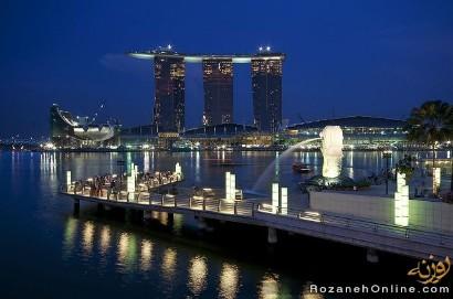 سنگاپور، پارک آبی آسمان+تصاویر www.TAFRIHI.com