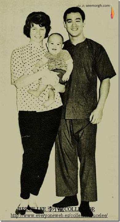 عکسهای نادر از «بروس لی» که ندیده بودید! www.TAFRIHI.com