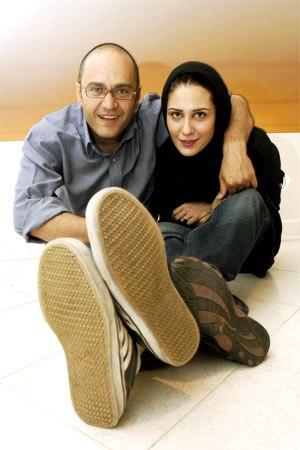 ماجرای آشنایی رامبد جوان با همسرش! + عکسی جالب