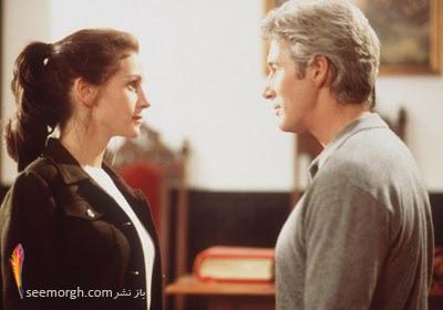 ریچارد گر و جولیا رابرتز