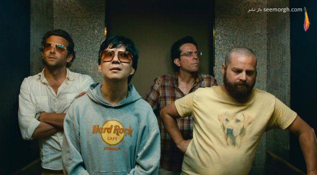 گزارش تصویری: فیلم کمدی خماری 2 www.TAFRIHI.com