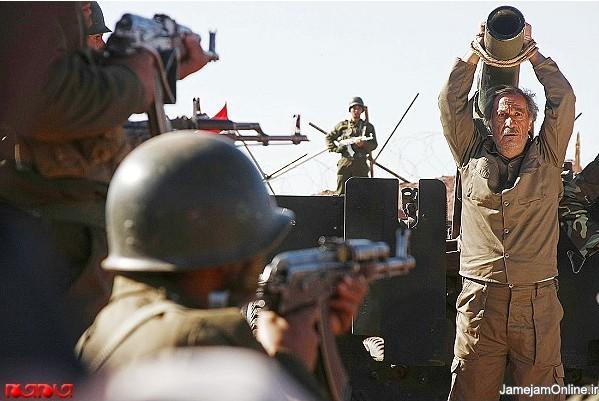 گزارش تصویری: سریال تلویزیونی نابرده رنج www.TAFRIHI.com
