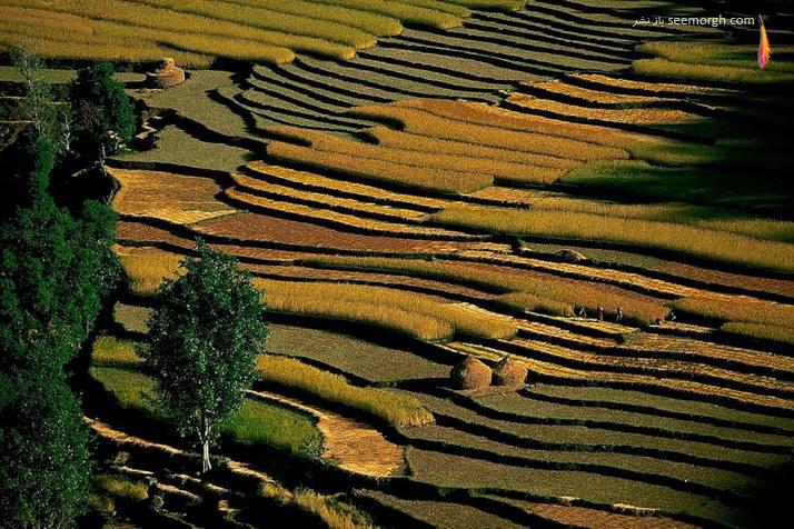 منظرههای بسیار دیدنی زمین که از بالا گرفته شده اند! www.TAFRIHI.com