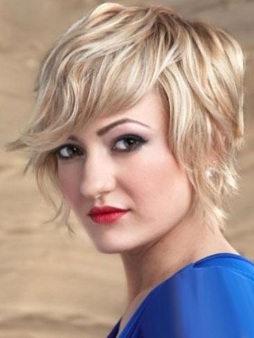 eveline charles hair thumb مدل موهای کوتاه زنانه ۲۰۱۱ همراه با رنگ مو