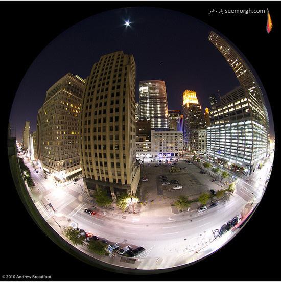 20 نمونه عالی از عکاسی به شیوه fishEye! www.TAFRIHI.com