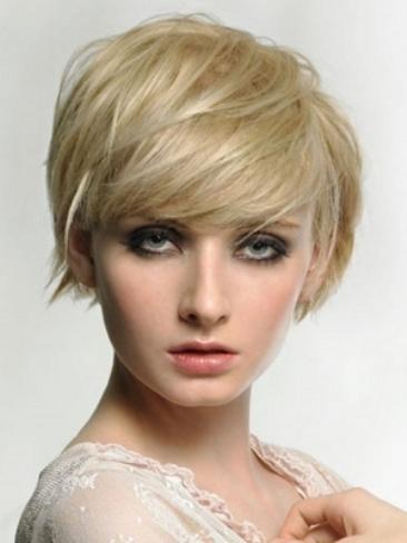 lisa shepherd hair style medium thumb مدل موهای کوتاه زنانه ۲۰۱۱ همراه با رنگ مو