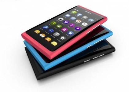 nokia n9 عکس و مشخصات کامل گوشی نوکیا N9