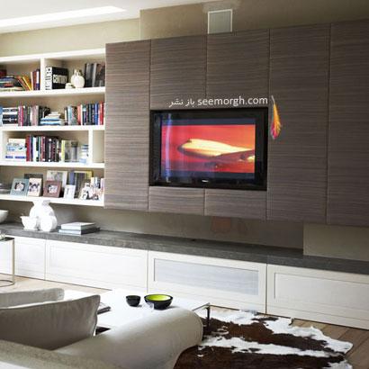 چطور LCD را با دکور داخلی هماهنگ کنید ؟! www.TAFRIHI.com
