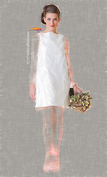 مدل لباس عروس شماره 1 از طراح معروف Junko Yoshioka