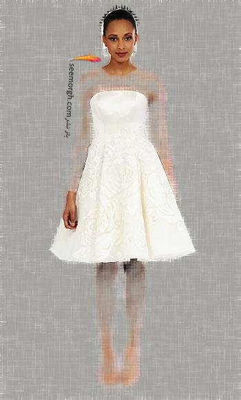 مدل لباس عروس شماره 5 از طراح معروف Melissa Sweet