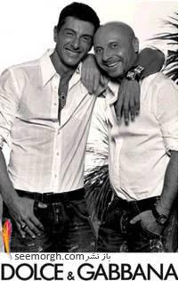 طراح لباس,معروف ترين طراح لباس,معروف ترين طراح لباس در دنياي مد,دومنيکو دولچه و استفانو گابانا Domenico Dolce & Stefano Gabbana