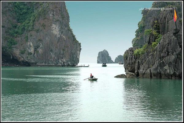 بهشت طبیعت در ویتنام (تصویری) www.TAFRIHI.com