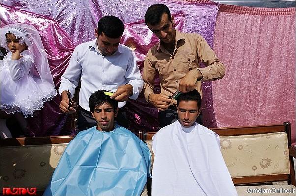 عروسی محلی در مازندران