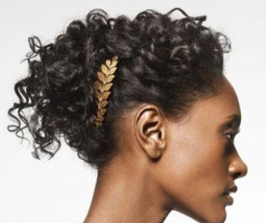 موی فر جمع شده,مدلهایی زیبا مخصوص موهای فر شما (تصویری)