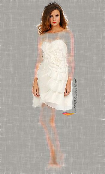 مدل لباس عروس شماره 15 از طراح معروف Melissa Sweet