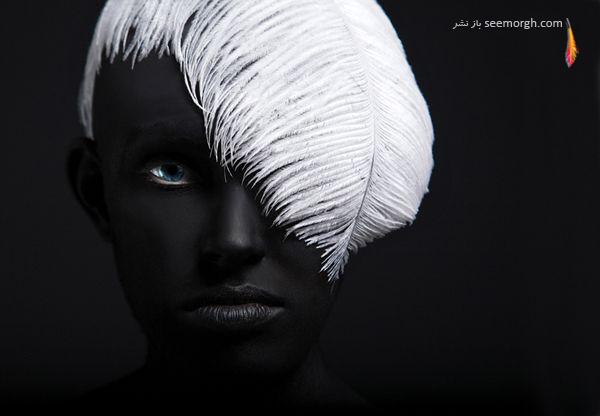Kerstin zu Pan عکسهای این هنرمند شما را جذب میکند!! www.TAFRIHI.com