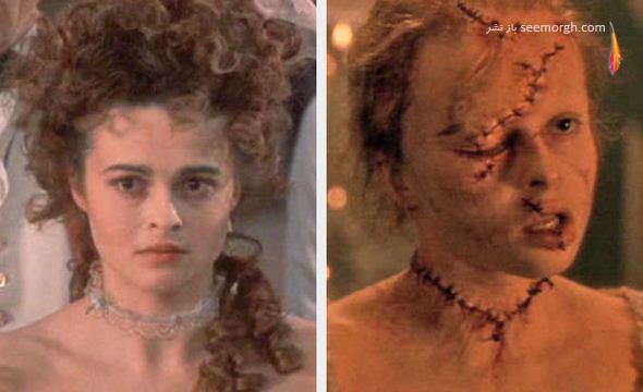 ترسناکترین گریمها زنان زیبایی که خون آشام و هیولا شدند!! (+عکس) www.TAFRIHI.com