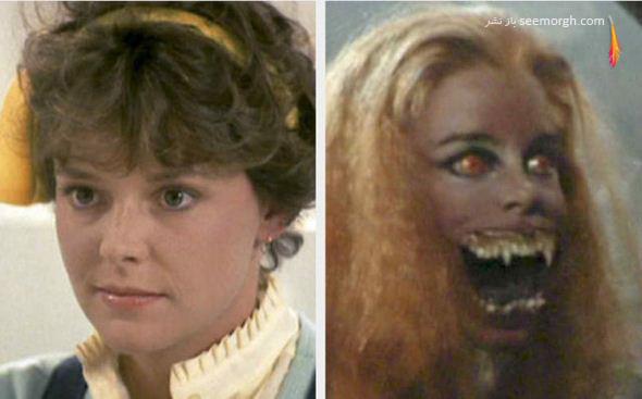 گریم در فیلم ترسناک