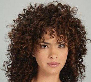 مدل موی فر با قد متوسط,مدلهایی زیبا مخصوص موهای فر شما (تصویری)