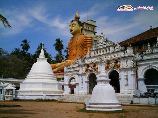 معبد Wewurukannala Vihara