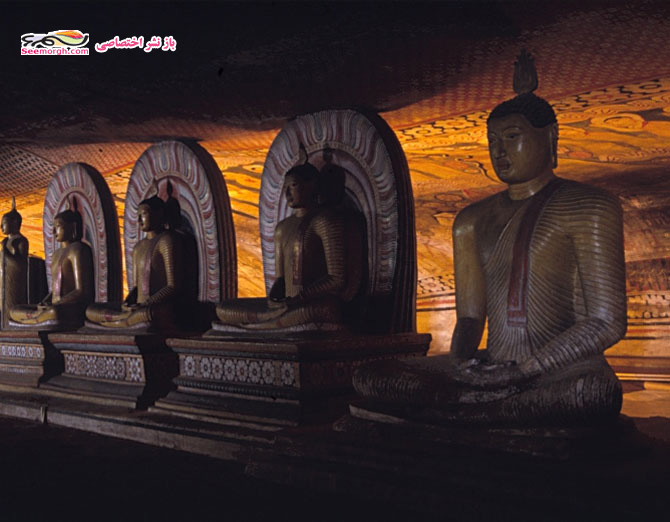 مجسمه های بودا