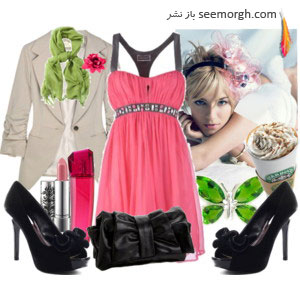 کالکشن 2010 لباس زنانه
