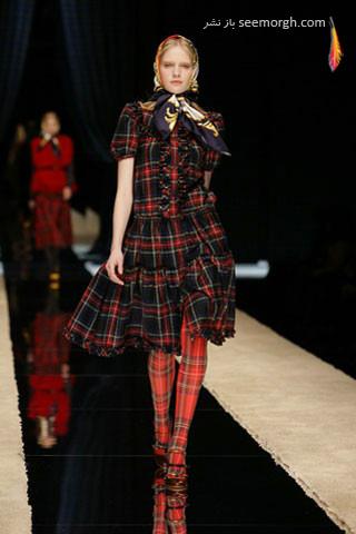 کلکسیون لباسهای زیبای زنانه D&G برای پاییز 2010