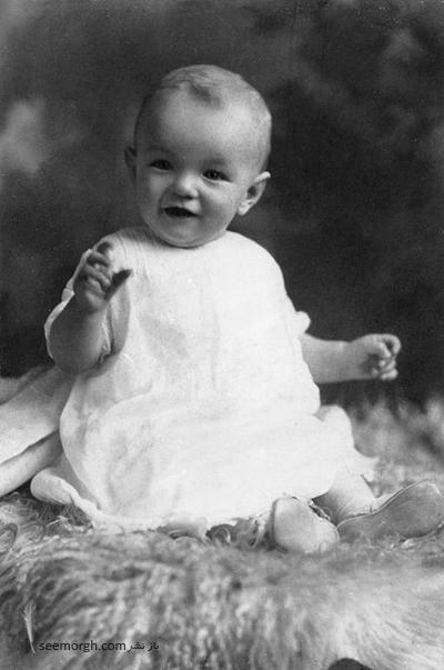 This baby will grow too very beautiful Marilyn Monroe1 عکسهای کمیاب از بازیگران هالیوود که تابحال ندیدهاید!