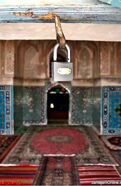 گزارش تصویری: بقعه شیخ جبراییل پدر شیخ صف الدین