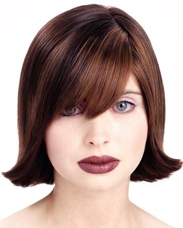 gorgeous color hairstyle L هایلایت و لولایتهای بسیار خاص و زیبای سال!