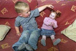 کوچکترین دختر جهان - exirs.org