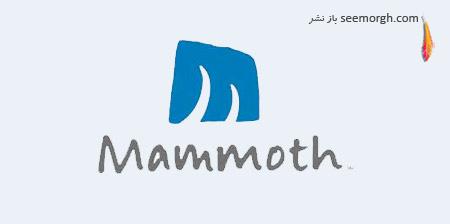 لوگوی زیبای Mammoth Mountain