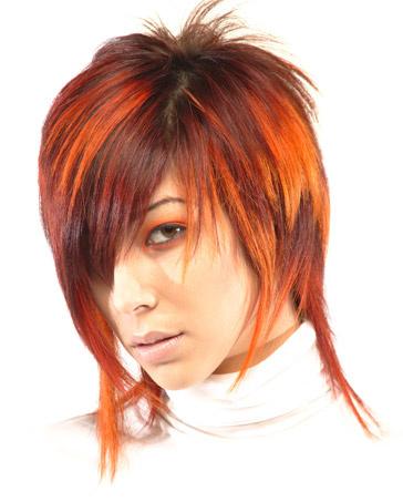 longer layered color hair L هایلایت و لولایتهای بسیار خاص و زیبای سال!