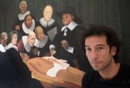 نقاشی نلسون ماندلا